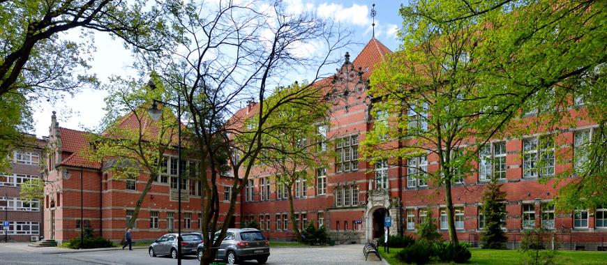 Wydział Chemiczny PG