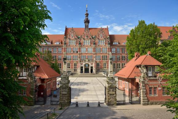 Main Building of Gdańsk Tech
