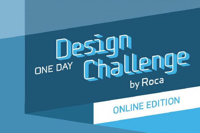 Plakat konkursu One Day Design Challenge