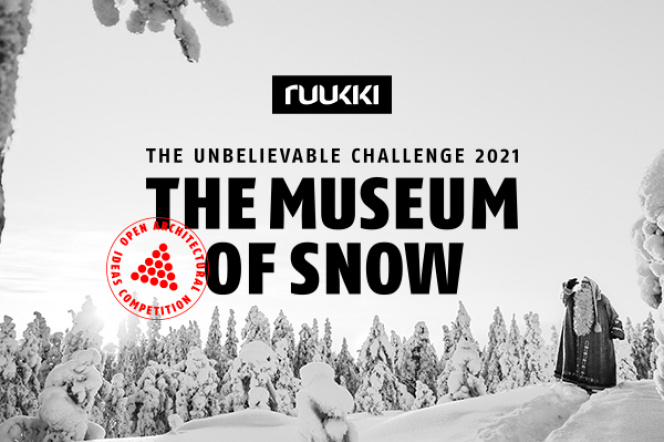 Plakat konkursu The Unbelievable Challenge 2021