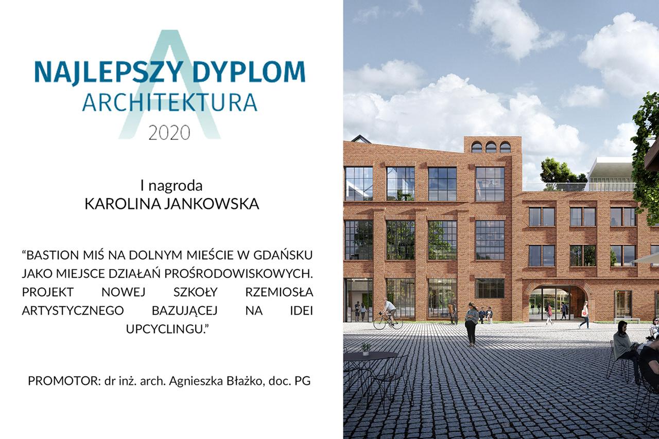 Awarded project authored by Karolina Jankowska
