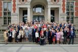 Uczestnicy 50-lecia uzyskania dyplomu na Wydziale Chemicznym PG