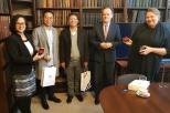 Delegacja z Szanghajskiego Instytutu Technologii na Wydziale Chemicznym PG