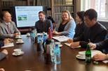 Wizyta delegacji z Instytutu Technologicznego Yancheng na Wydziale Chemicznym PG