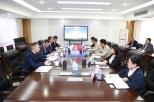 Przedstawiciele PG z wizytą na Uniwersytecie w Dezhou