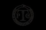 Logotyp Polskiego Towarzystwa Chemicznego