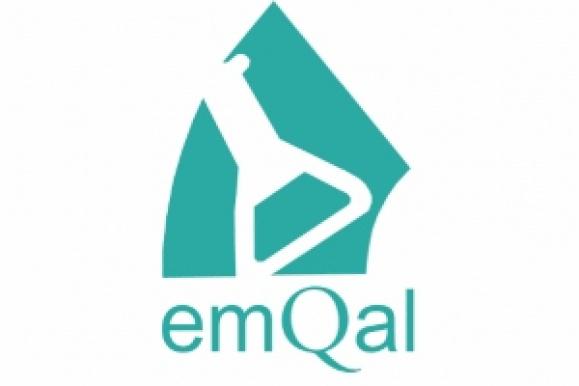 logotyp emQal