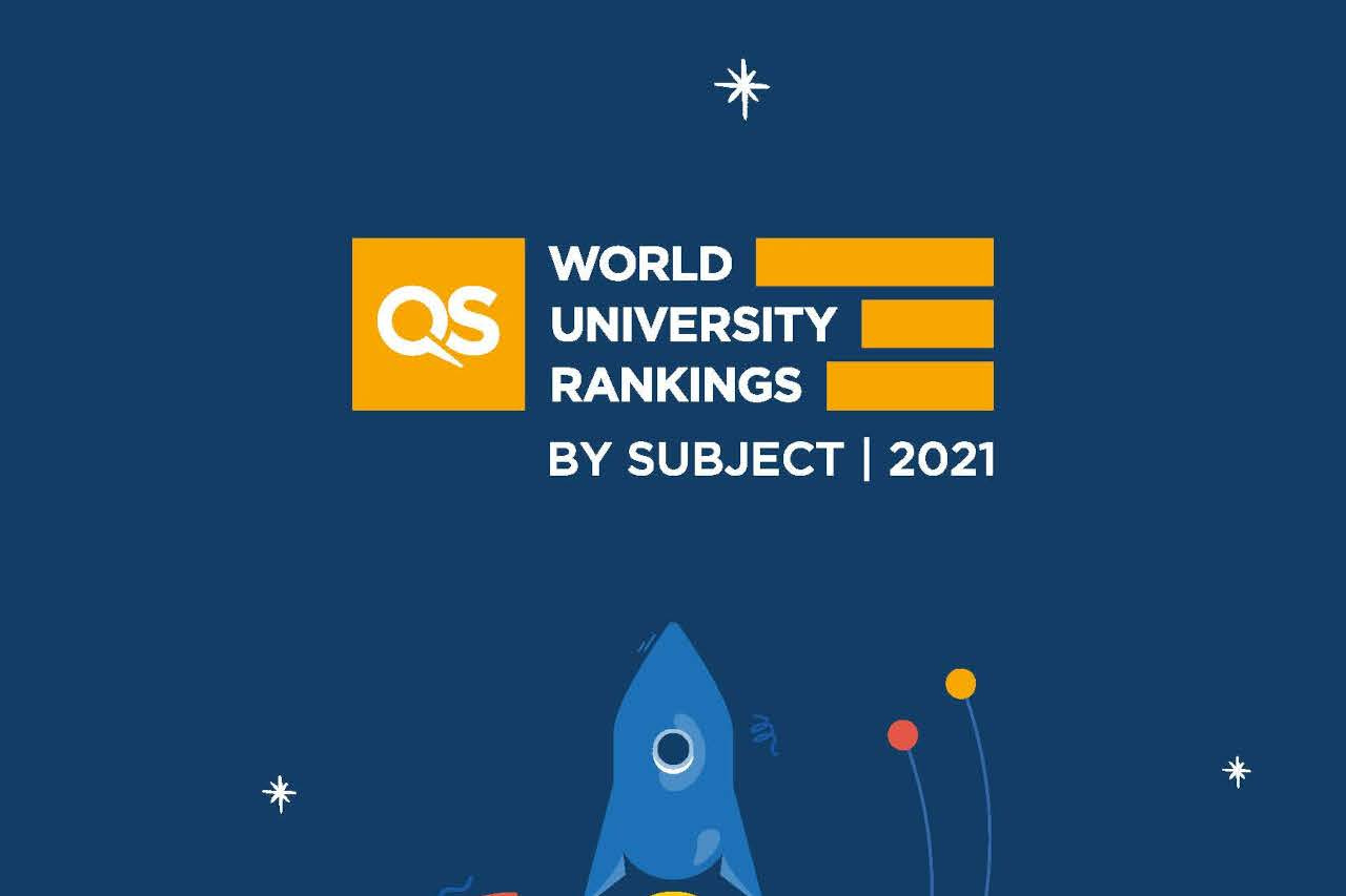 Okładka World University Rankings by Subject 2021