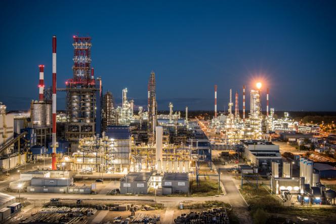 Rafineria LOTOS / fot. Wojciech Jakubowski