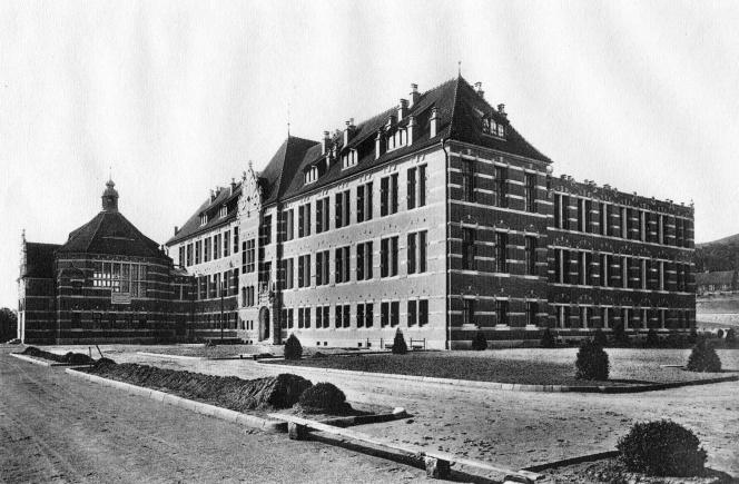 Instytut Chemii 1904 (Königliche Technische Hochschule Danzig)