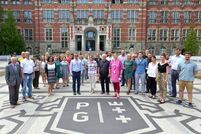 Pracownicy i Doktoranci Katedry Chemii Analitycznej w roku 2021
