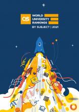 Okładka QS Worlds University Rankings by Subject 2021