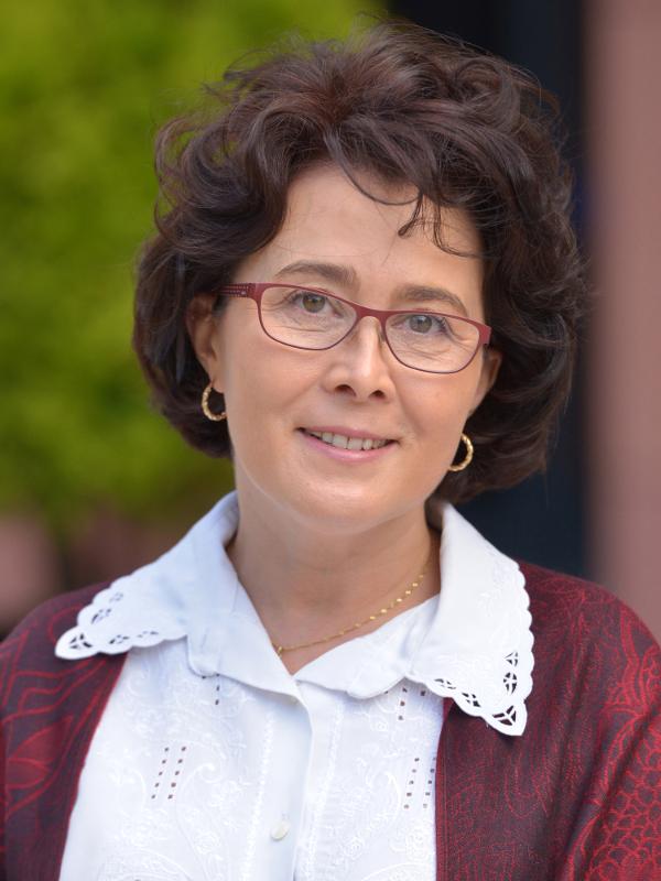 dr Anita Dąbrowicz-Tlałka, prof. uczelni