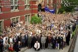 Zdjęcie grupowe absolwentów WEiA