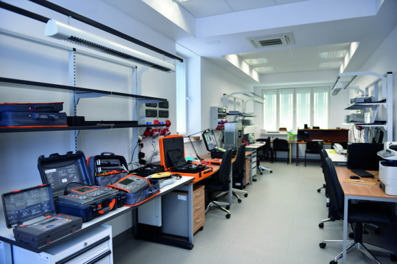 Laboratorium Inteligentnej Energetyki LAB-6