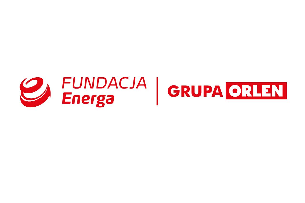 Logo Fundacji Energa