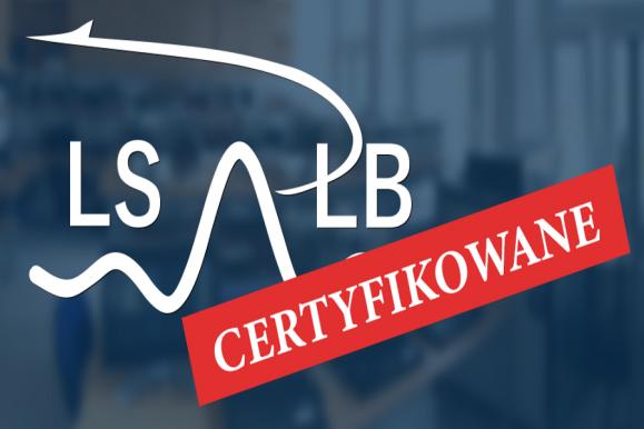LSŁB - certyfikat
