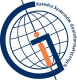 Logo Katedry Systemów Geoinformatycznych