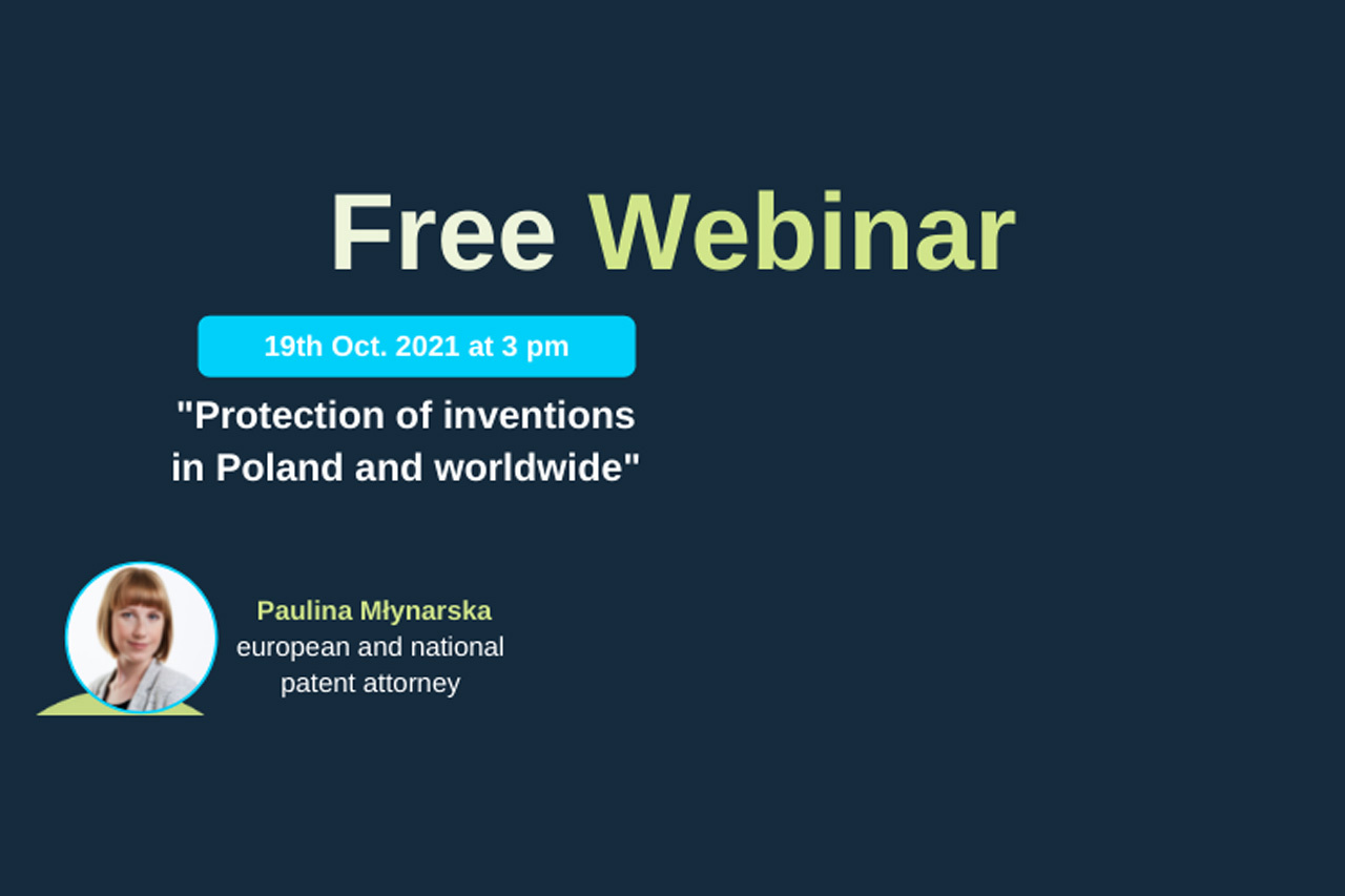 Protection of inventions in Poland and worldwide