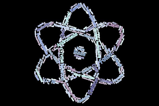 Zdjęcie atomu