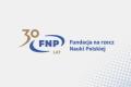 logotyp Fundacji na rzecz Nauki Polskiej