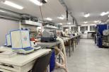 Wyposażenie nowego laboratorium