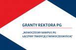 Granty Rektora PG