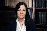 Na zdjęciu prof. Joanna Żukowska