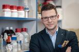 Na zdjęciu prof. Grzegorz Boczkaj