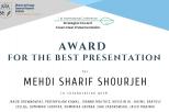 dyplom MEHDI SHARIF SHOURJEH
