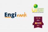 Logotypy trzech rankingów