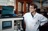 Na zdjęciu dr Tomasz Majchrzak