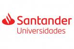 obraz przedstawia logo Santander Universidades