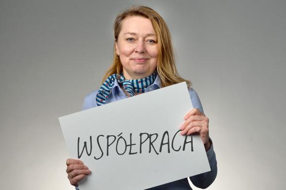 Justyna Borkowska - Kierownik Działu Promocji PG