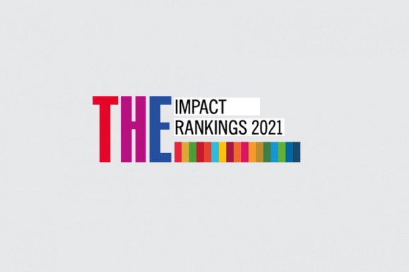 Times Higher Education Impact Rankings 2021