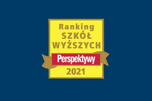 Rankingu Uczelni Wyższych Perspektywy 2021