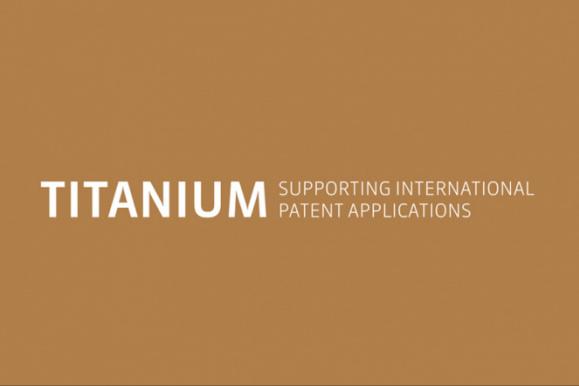 Logotyp programu Titanium