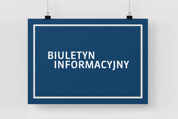 Biuletyn informacyjny PG