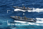 TM-1226 OB SOF THUNDER - łódź operacyjna Marynarki Wojennej