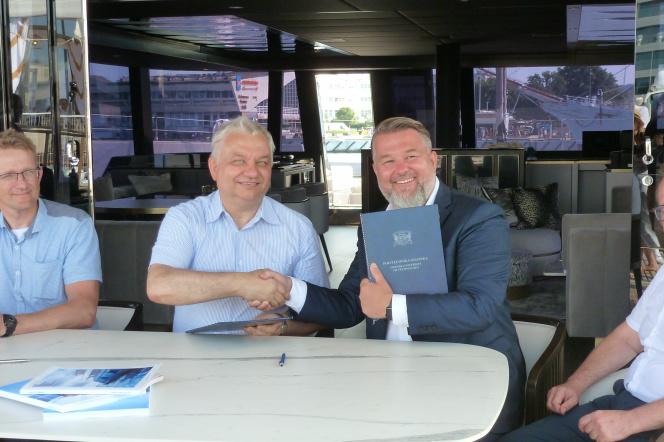WIMiO podpisał kolejną umowę w ramach praktyk i staży