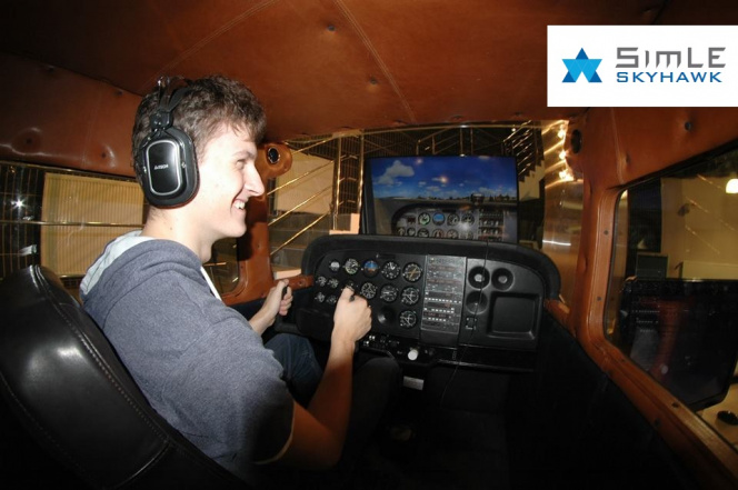 symulator samolotu Cessna 172N
