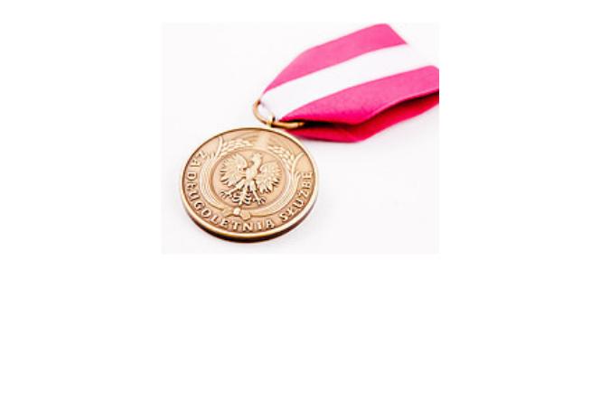 Medal złoty RP