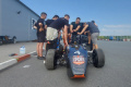 Racing Team with its bolid